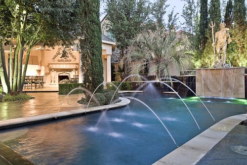 Luxury Pools Bryan Smith Homes – Summer Kitchens