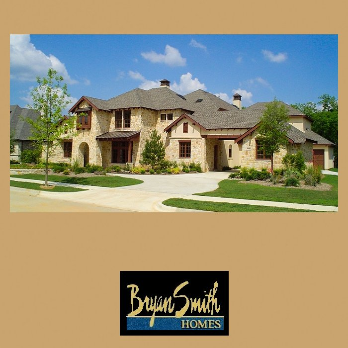 Available plans bryan smith homes for Hill country house plans luxury