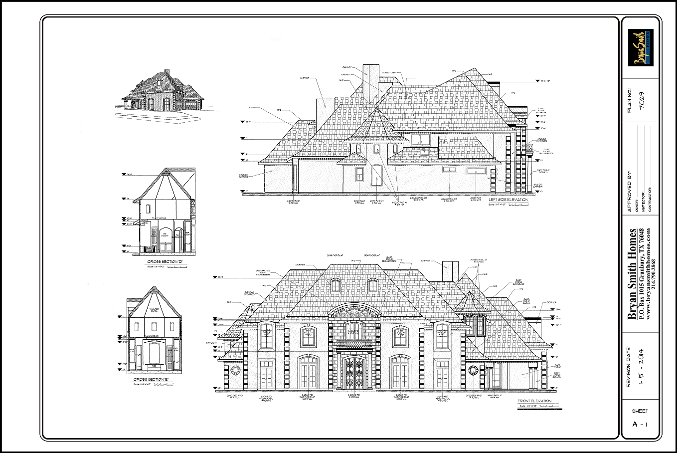 Custom House Plans Houston House Design Plans