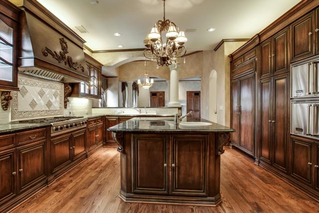 The 70 000 Dream Kitchen Makeover: Dallas Luxury Kitchens