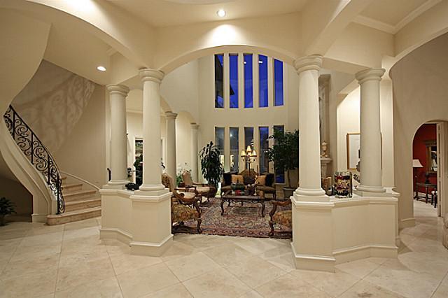 French Renaissance Plan 6426 – Million Dollar House Floor Plans